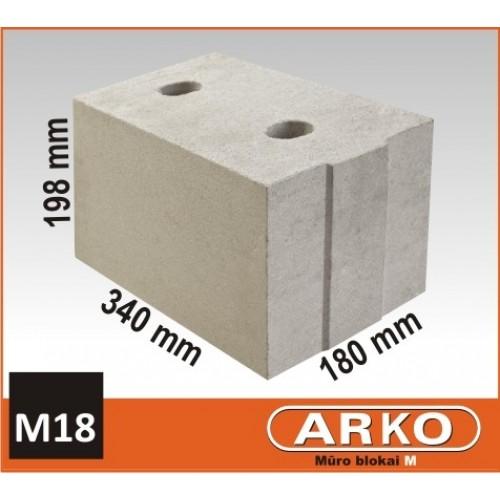 ARKO M18 180mm 198x340mm