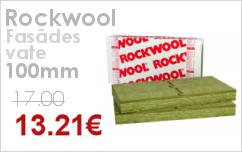 Rockwool fasādes vate